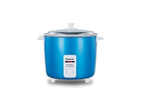 Panasonic SR WA18H E 660 Watt Automatic Cooker Warmer 4.4Litre Blue PHM11