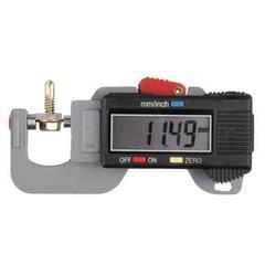0-12.7mm Digital Thickness Gauge Meter Tester Micrometer -