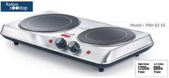 Prestige Electric Stove Radiant Cook top all utensils friendly PRH 02 SS 42275