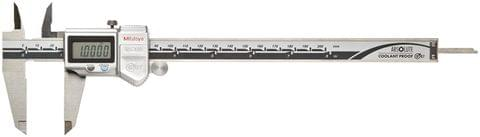 Mitutoyo 500-763-10 Digital Calipers, Battery Powered, Inch/Metric, for Inside, Outside, Depth and S