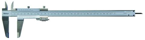 "MITUTOYO Brand Vernier Caliper with fine adjustment 300mm / 12"" Model: 532-121.Genuine Mitutoyo product Made in Japan"