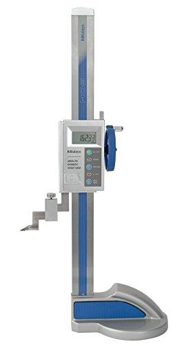 """Mitutoyo 570-313  HDS Digimatic Height Gage, 18"""" X .0005""""/0.01mm With Output"""