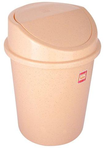 All Time Plastic Klean Bin, 7 Litres, Granite Biscuit 7LTR-GRANITEBISCUIT