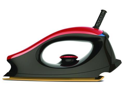 Bajaj Majesty One 1000 Watt Dry Iron Red Black ONE.DRY