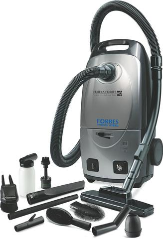 Eureka Forbes Trendy Steel 1300-Watt Vacuum Cleaner with Blower and Suction EF5009
