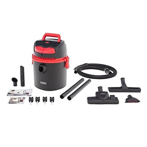 Eureka Forbes Trendy Wet and Dry DX 1150-Watt Vacuum Cleaner (Black and Red) EF5010