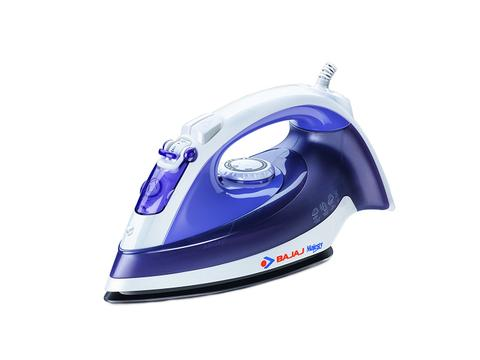 Bajaj Majesty MX30 1840 Watt Steam Iron Purple White