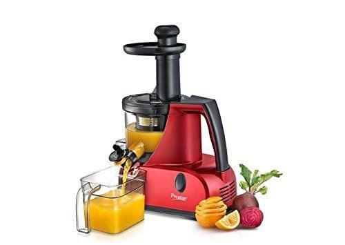 Prestige PSJ 3.0 200-Watt Juicers (Red/Black) 41115