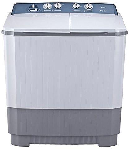 LG 8.5 kg Semi-Automatic Top Loading Washing Machine (P9560R3FA, Dark Grey)