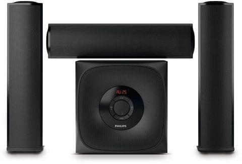 Philips MMS3160B/94 3.1 Channel Multimedia Speaker System