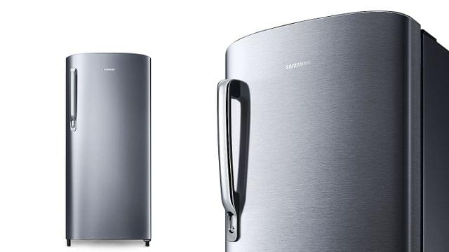 Samsung Direct Cool 192 L Single Door Refrigerator ( Rr20n1y2zs8/rr20n2y2zs8 , Elegant Inox )