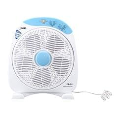 Orbit Suzika PB-12 Box Fan (Blue) OB PB-12