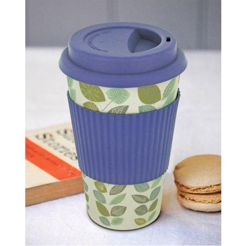 Freelance Bamboo Fibre Travel Mug, 400ml, Multicolour (EMJ011) FTC-EMJ011