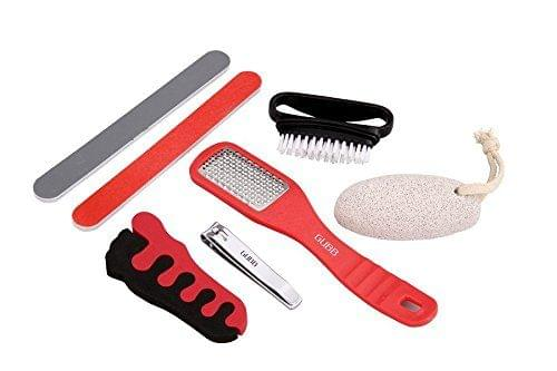 Gubb USA 7 in 1 Pedicure Tools Kit For Women GUBB-117
