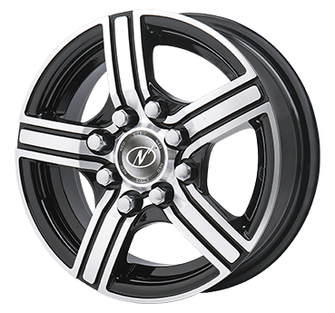 NEO WHEELS MAC 12 INCH ALLOY WHEEL