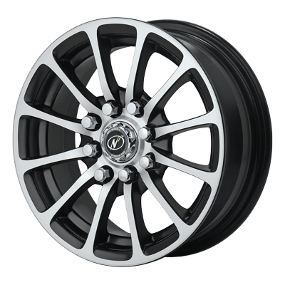NEO WHEELS DOZEN 13* ALLOY WHEEL