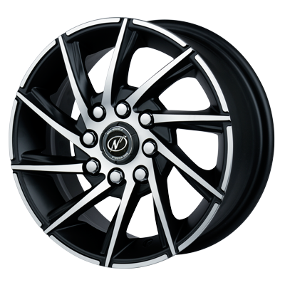 NEO WHEELS TORNADO 13* ALLOY WHEEL