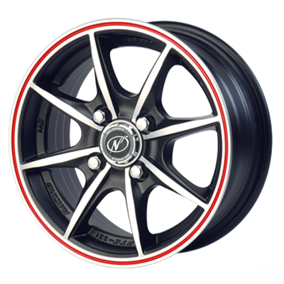 NEO WHEELS SLEEK 13* ALLOY WHEEL