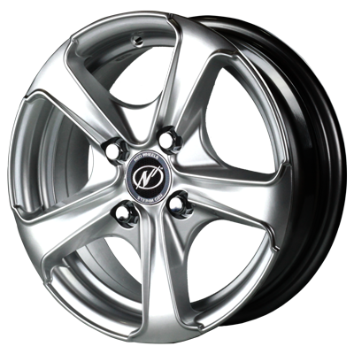 NEO WHEELS ILLUSION 13* ALLOY WHEEL