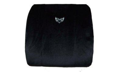 DOLPHIN BACK CUSHION (BLACK)