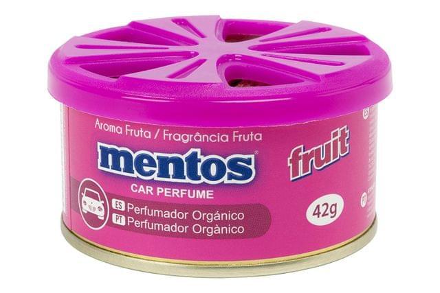 MENTOS ORAGNIC AIR FRESHNER FRUIT (42gm)