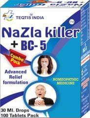 NAZLA KILLER DROPS + BC 5