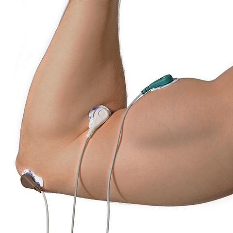 Electromyography Sensor (EMG) for e-Health Platform [Biometric / Medical Applications]