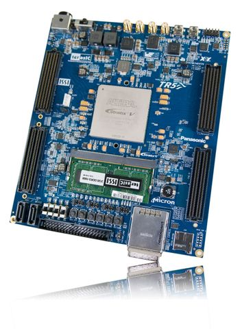 Stratix V GX Device Family - TR5 FPGA Development Kit