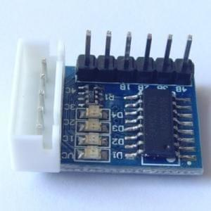 MINI ULN2003 five line four phase stepper motor driver module driver board XH - 5 p