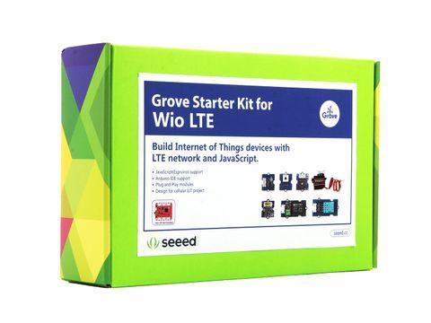 Grove Starter Kit for Wio LTE