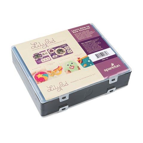 LilyPad Sewable Electronics Kit - Special Edition