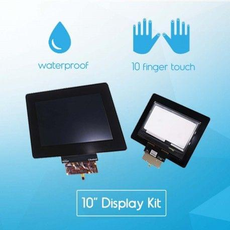 LCD Touchscreen display kit 10""