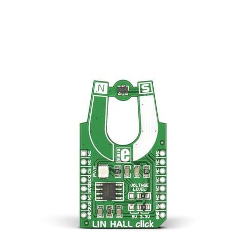 LIN HALL click