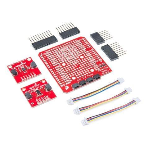 SparkFun Arduino Qwiic Kit