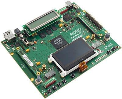Altera Cyclone III FPGA Development Kit