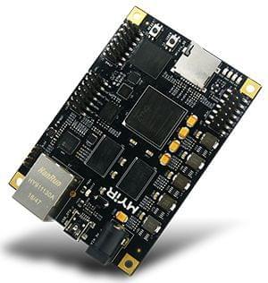 Z-turn Lite with XC7Z007S