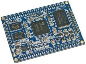 MYC-AM3352 CPU Module  (commercial, 512MB DDR3, 512MB Flash)