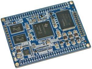MYC-AM335X CPU Module  (industrial, 256MB DDR3, 256MB Flash)