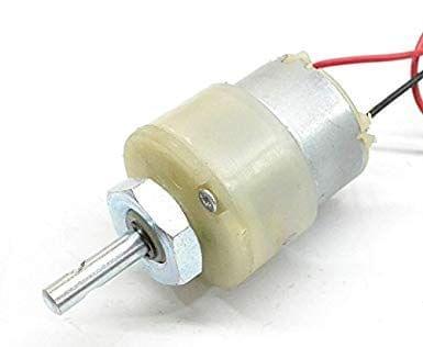 300 RPM - 12V Centre Shaft DC Geared Motor