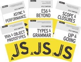 You Don't Know JS - 6 Volumes Set