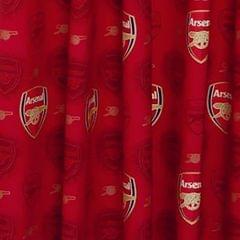 Arsenal FC Vorhänge mit Club Logo