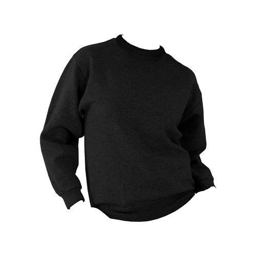 UCC 50/50 Pullover / Sweatshirt, unifarben, Rundhalsausschnitt