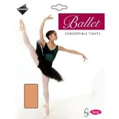 Silky Mädchen Ballett-Strumpfhose mit Fersenloch