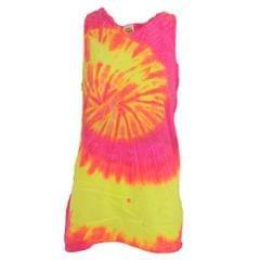 Colortone Damen Tie-Dye Tank Top