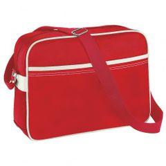 BagBase Original Airline Messenger-Bag / Schultertasche / Weekender, 12 Liter