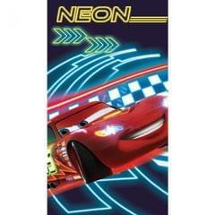 Disney Cars Neon Jungen Badetuch / Strandtuch