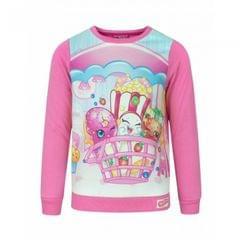 Shopkins Mädchen Charakter Design Sweatshirt