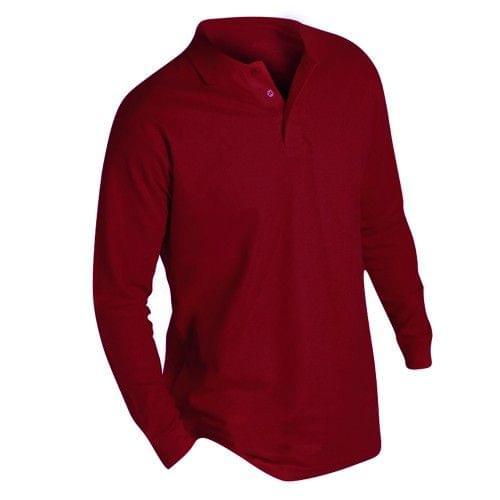 SOLS Herren Winter II Pique Langarm-Shirt / Polo-Shirt, Langarm