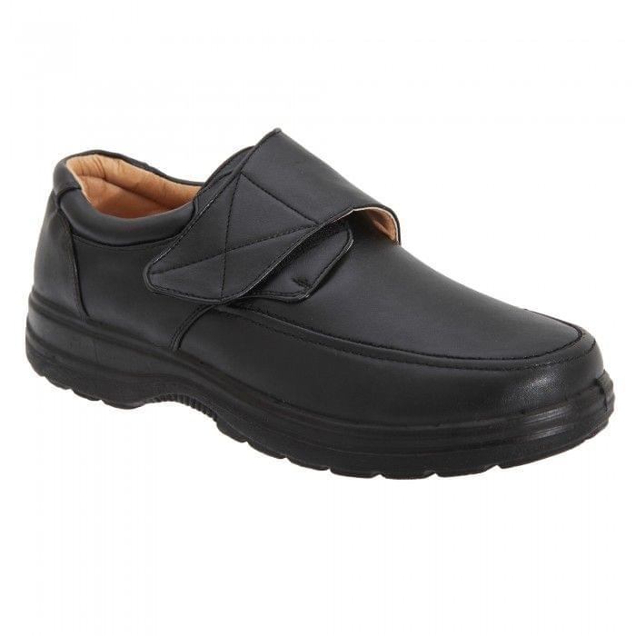 Smart Uns Herren Schuhe mit Klettverschluss