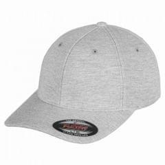 Yupoong Herren Baseball-Kappe Flexfit Double Jersey